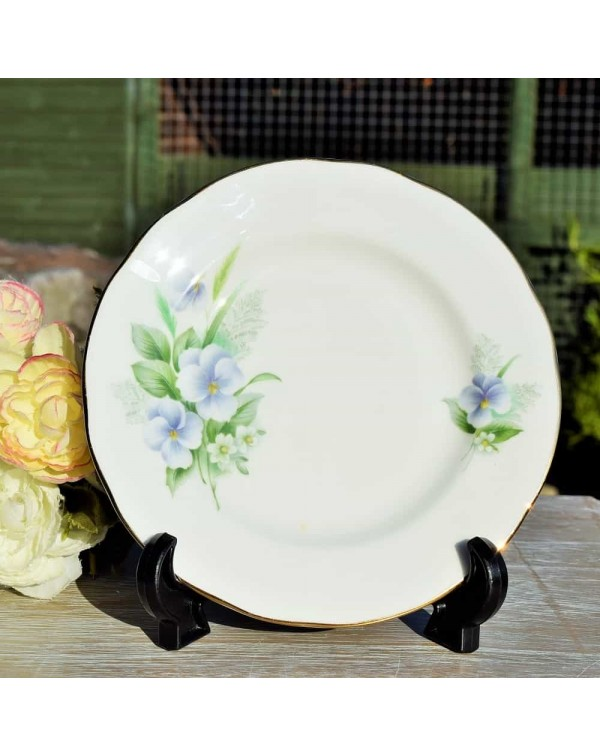 DUCHESS CLARE CHINA TEA PLATE