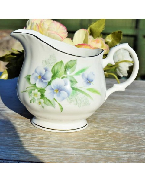 DUCHESS CLARE CHINA MILK JUG