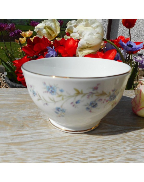 DUCHESS FLORAL SUGAR BOWL