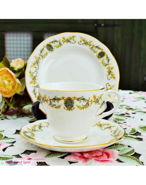 (OUT OF STOCK) DUCHESS ROMANA TEA TRIO