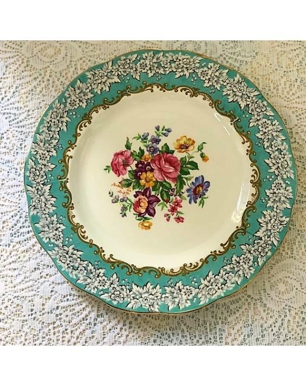 (SOLD) ROYAL ALBERT ENCHANTMENT DINNER PLATE