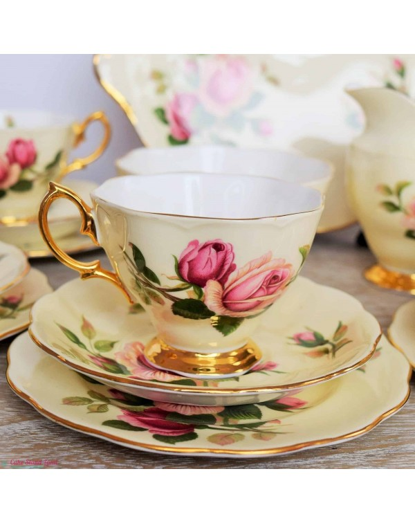 (OUT OF STOCK) ROYAL ALBERT ENGLISH BEAUTY TEA CUP...