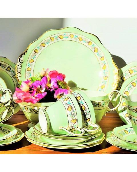 FOLEY VINTAGE TEA SET