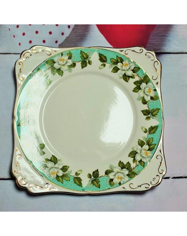 (OUT OF STOCK) GLADSTONE MONTROSE CAKE PLATE
