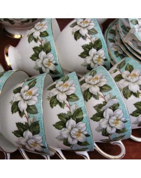 (SOLD) GLADSTONE MONTROSE TEA SET