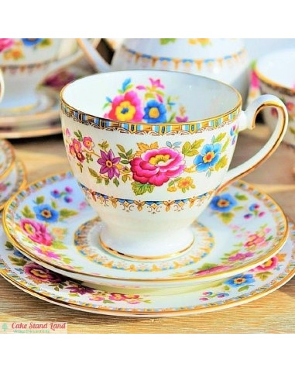 (OUT OF STOCK) ROYAL GRAFTON MALVERN TEA TRIO