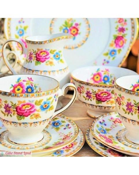 (SOLD) ROYAL GRAFTON MALVERN TEA SET