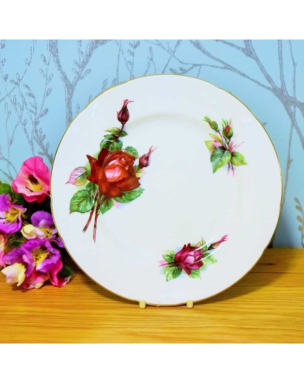 HARRY WHEATCROFT SALAD PLATE GRAND GALA