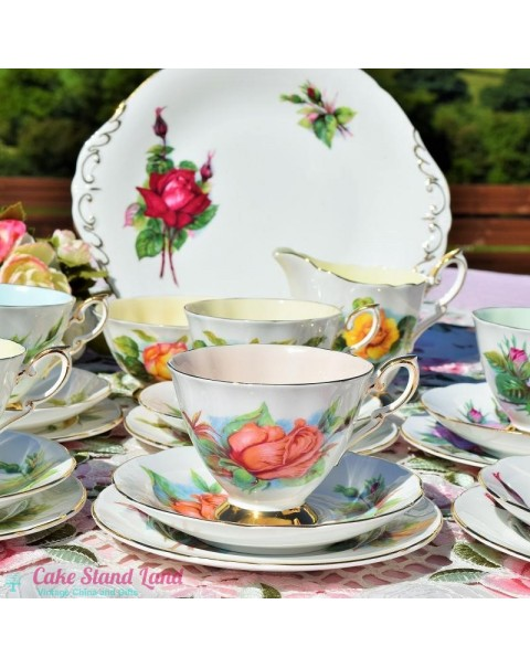 HARRY WHEATCROFT TEA SET