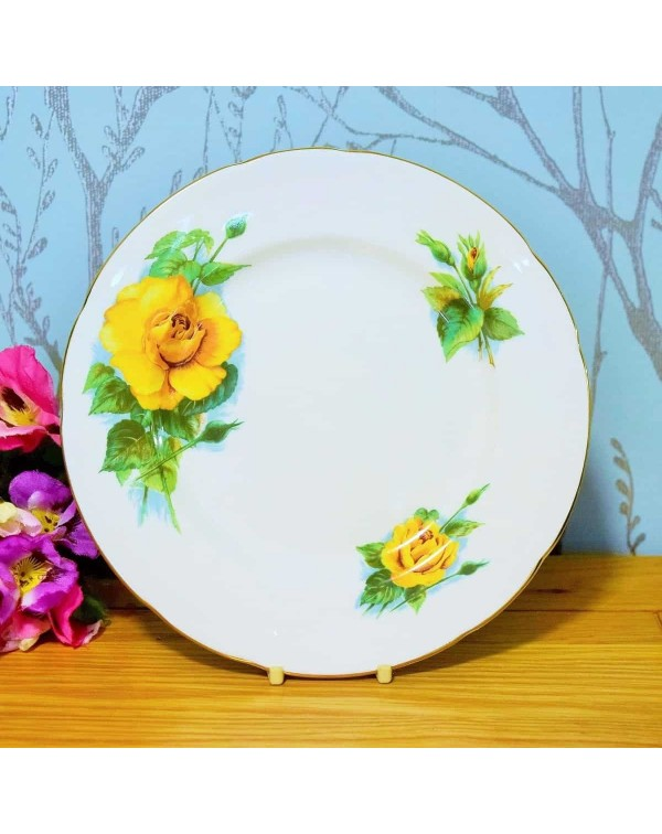 HARRY WHEATCROFT SALAD PLATE MME CHU SAUVAGE