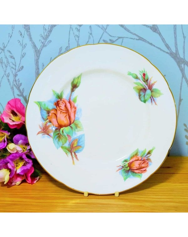 HARRY WHEATCROFT SALAD PLATE RENDEVOUS