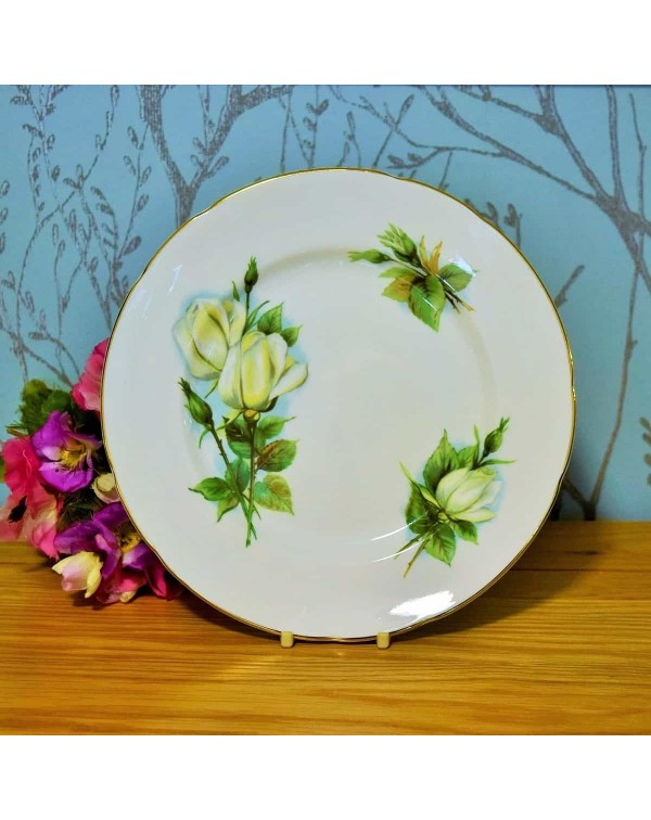 HARRY WHEATCROFT SALAD PLATE VIRGO