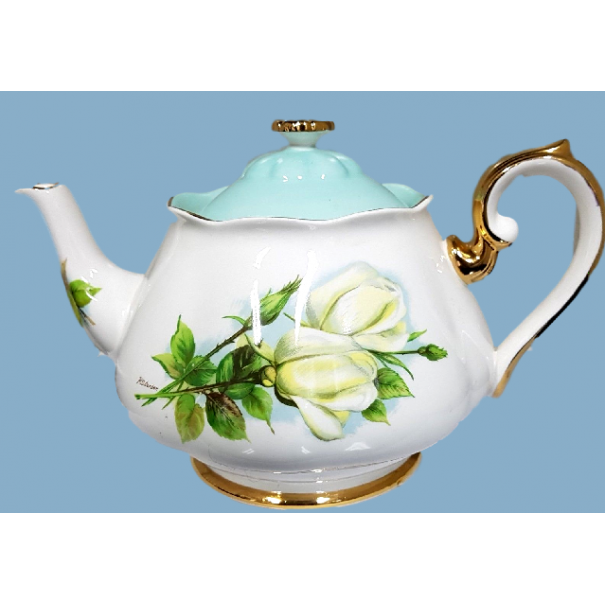 (OUT OF STOCK) HARRY WHEATCROFT VIRGO TEAPOT