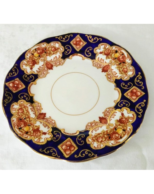 ROYAL ALBERT HEIRLOOM TEA PLATE