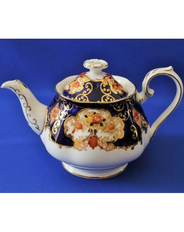 (OUT OF STOCK) ROYAL ALBERT HEIRLOOM TEAPOT FOR ON...