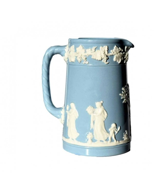 WEDGWOOD QUEENSWARE JUG