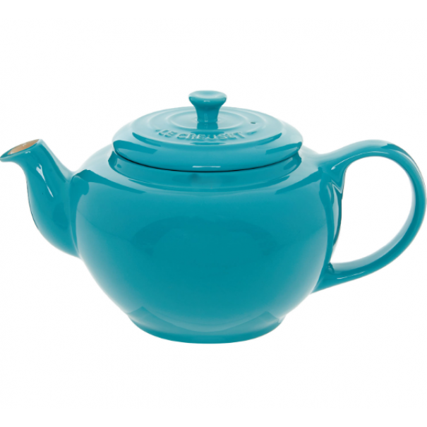 (OUT OF STOCK) LE CREUSET NEW TURQUOISE TEAPOT