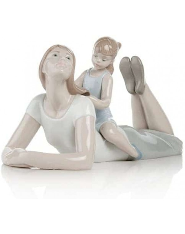 (SOLD) LLADRO YOU'RE SO PRETTY LARGE NEW AND BOXED