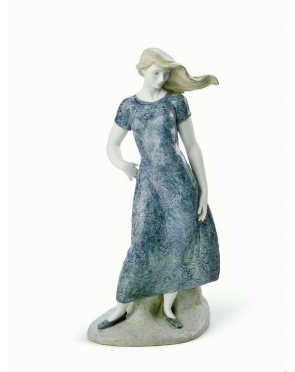 LLADRO MEDITERRANEAN BREEZE HUGE FIGURINE