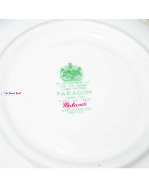 PARAGON MALANDI TEA SET