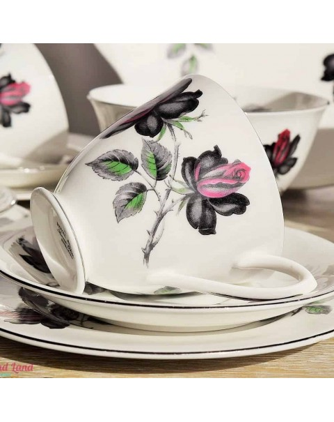 (OUT OF STOCK) ROYAL ALBERT MASQUERADE TEA SET