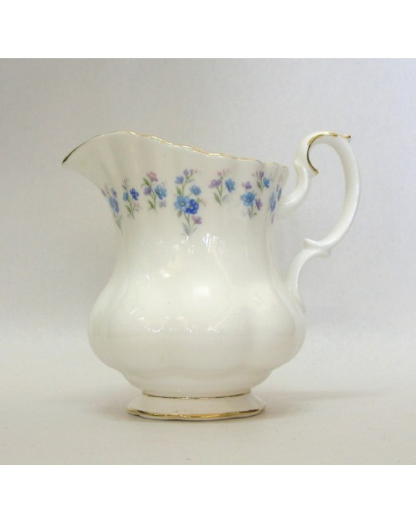 (SOLD) ROYAL ALBERT MEMORY LANE MILK JUG