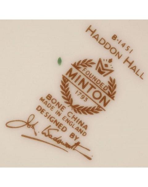 MINTON HADDON HALL SAUCER