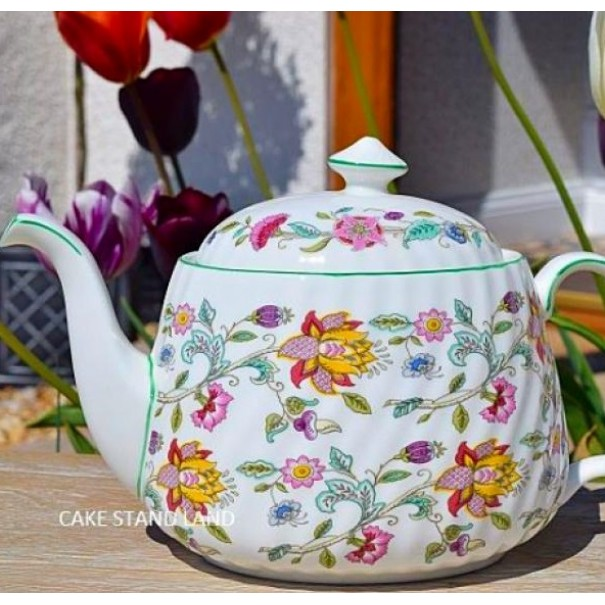 (OUT OF STOCK) MINTON HADDON HALL TEAPOT