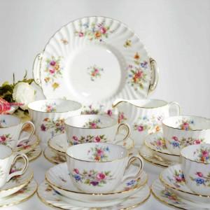 MINTON MARLOW TEA SET