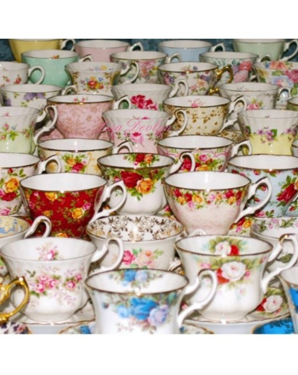 50 MATCHED ROYAL ALBERT TRIOS
