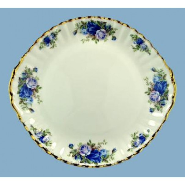 (OUT OF STOCK) MOONLIGHT ROSE CAKE PLATE