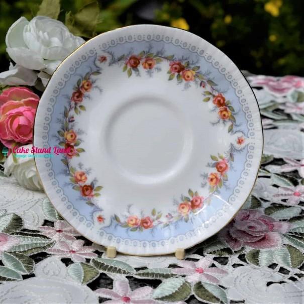 (SOLD) PARAGON BRIDESMAID TEA SAUCER