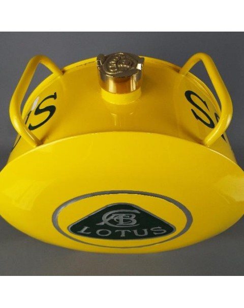 (SOLD) LOTUS REPRODUCTION PETROL CAN
