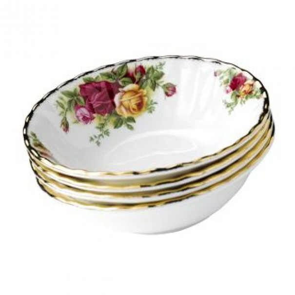 (OUT OF STOCK) OLD COUNTRY ROSES PUDDING BOWL 1962