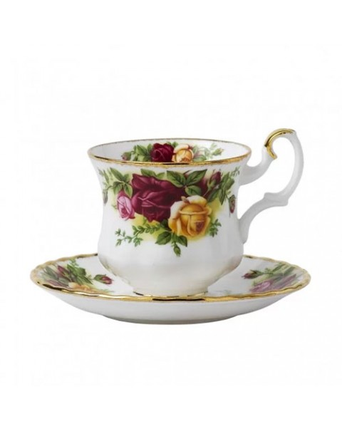 (OUT OF STOCK) OLD COUNTRY ROSES COFFEE SET
