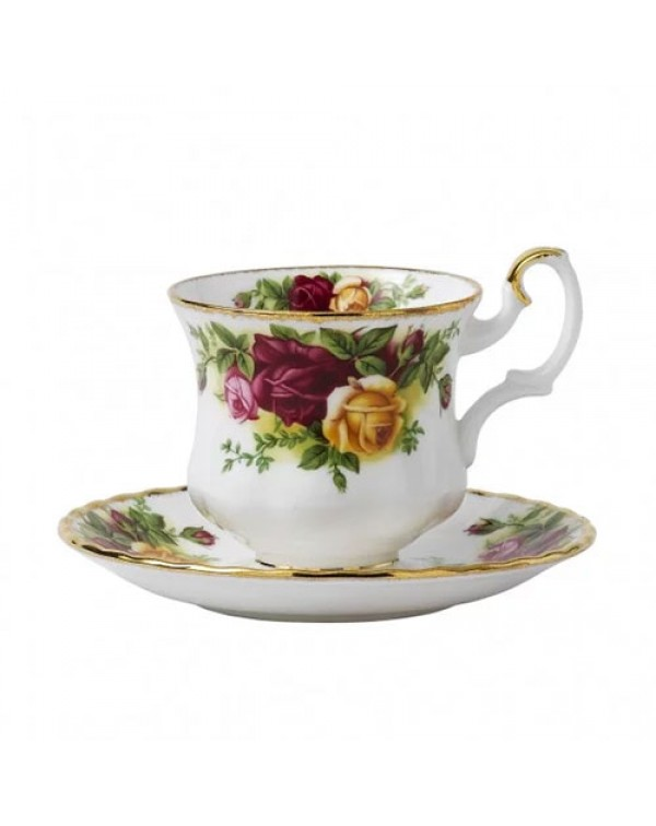 (OUT OF STOCK) ROYAL ALBERT OLD COUNTRY ROSES COFF...