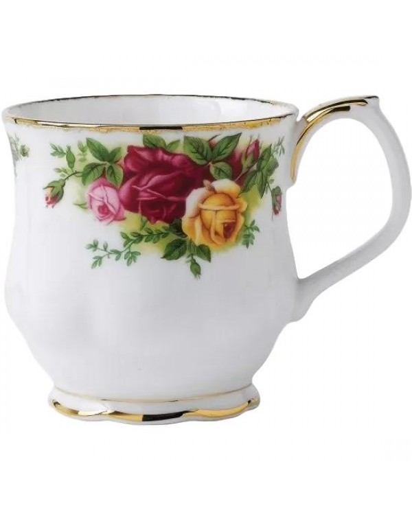(SOLD) ROYAL ALBERT OLD COUNTRY ROSES MUG