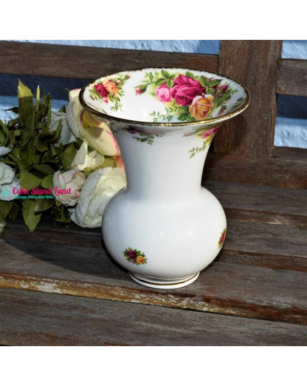 OLD COUNTRY ROSES BULBOUS VASE