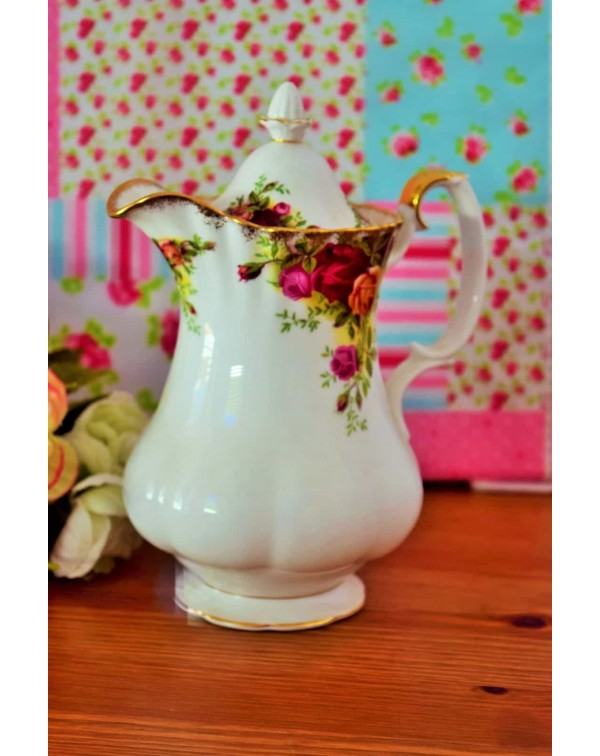 (OUT OF STOCK) ROYAL ALBERT OLD COUNTRY ROSES HOT ...