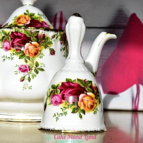 (OUT OF STOCK) OLD COUNTRY ROSES BELL