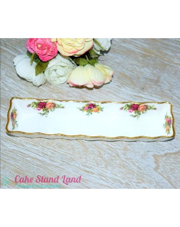 OLD COUNTRY ROSES SWEET DISH