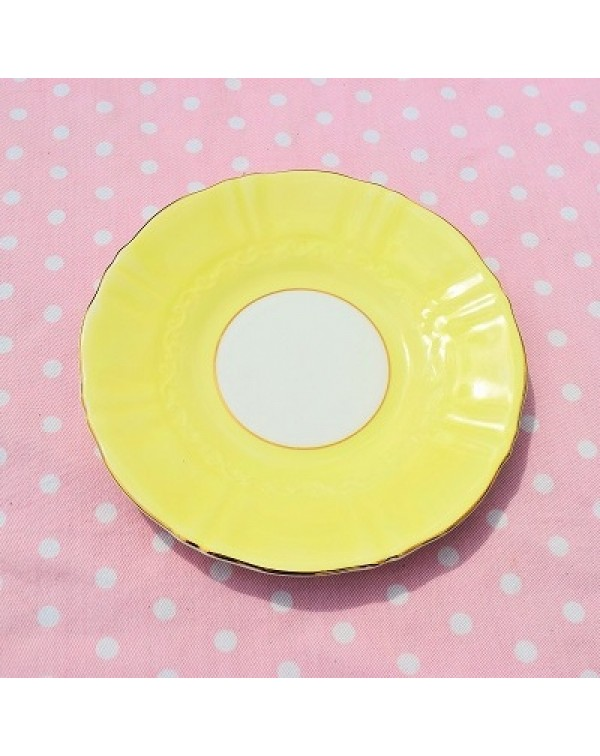 (OUT OF STOCK) OLD ROYAL VINTAGE TEA PLATE