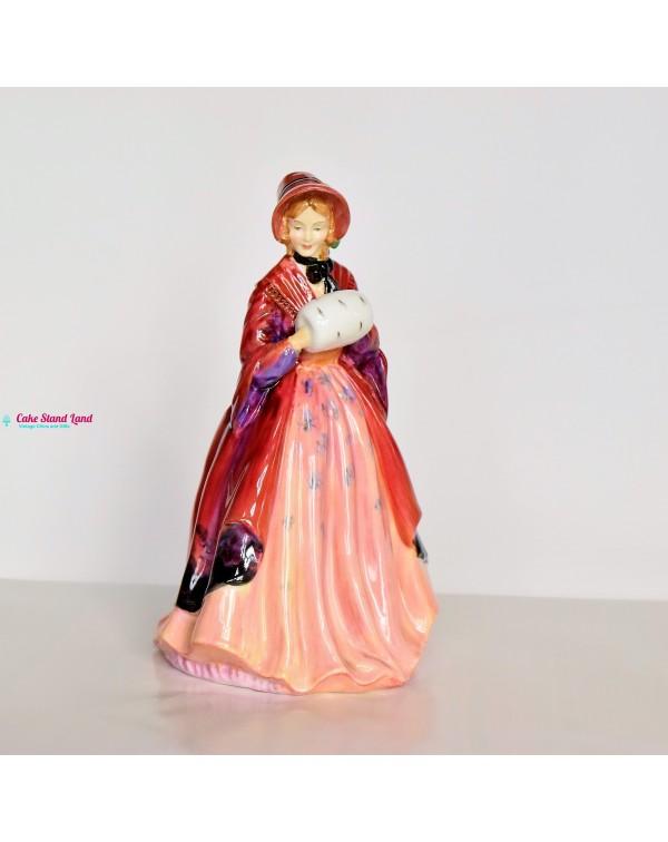 PARAGON LADY CHRISTINE FIGURINE