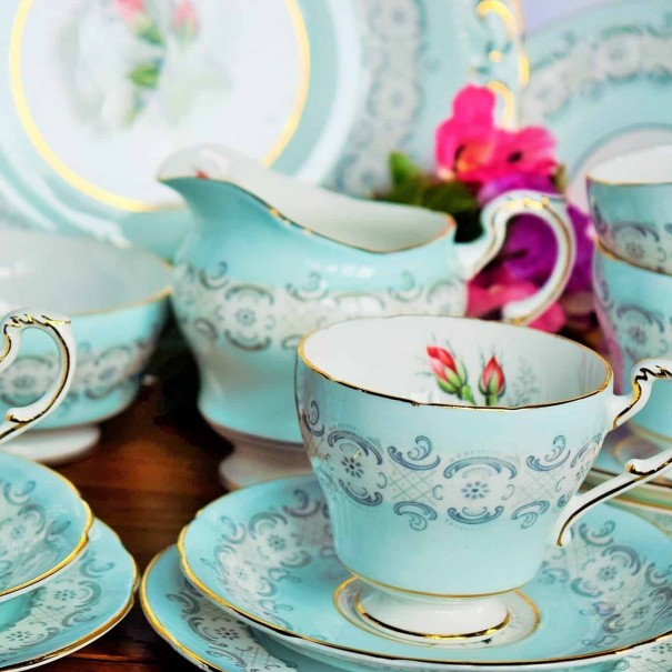 (SOLD) PARAGON RADSTOCK TEA SET