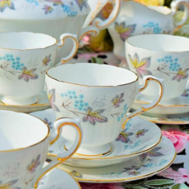 PARAGON ENCHANTMENT TEA SET