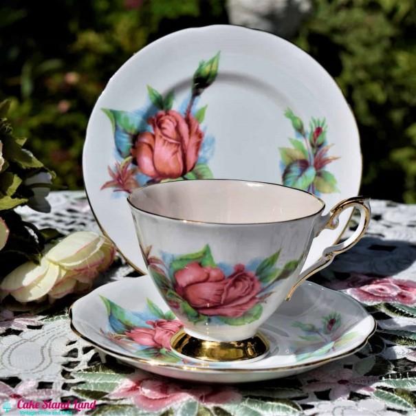 HARRY WHEATCROFT TEA TRIO RENDEVOUS