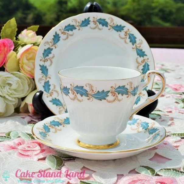 (OUT OF STOCK) PARAGON AFFECTION TEA TRIO