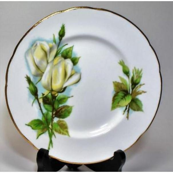(SOLD) PARAGON VIRGO TEA PLATE