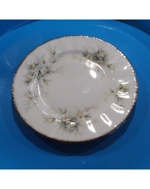 PARAGON FIRST LOVE TEA PLATE
