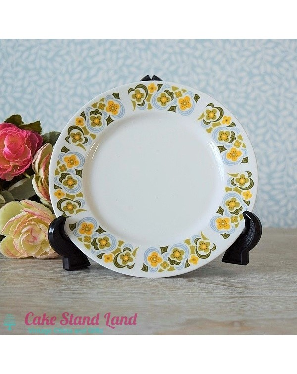 QUEEN ANNE RETRO PLATE